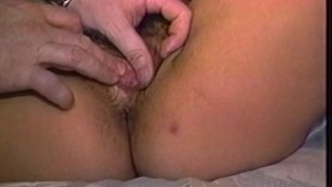 Vintage firsttimer fucked before internal cum