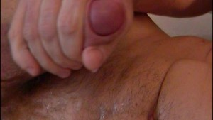 A nice innocent gym guy serviced his big cock by a guy in spite of him!