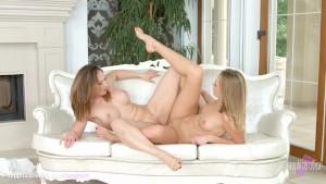 Going Down Under by Sapphic Erotica - Yasmin Scott and Ivana Sugar lesbians