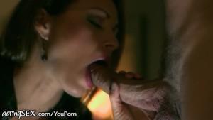 Daring Sex Euro MILF Stuffed to Ecstasy