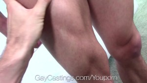 GayCastings - Casey Everett goes to his first porn audition