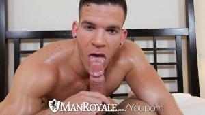ManRoyale - Angel Rock Jack Hammers Hot Twink Ass