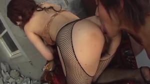 Nasty hardcore porn play along Fuuka Takanashi