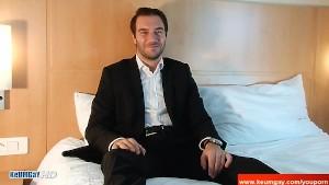 Stephane, A innocent straight guy hard made is 1srt porn.