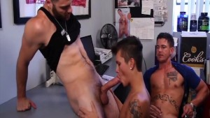 Stripper tryouts - COCKYBOYS