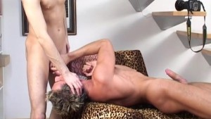 Shooting My Load Deep In His Hole - eBoys