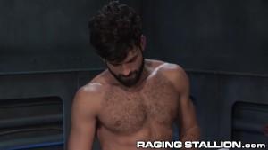 RagingStallion Hot Seamen Assfuck at Sea