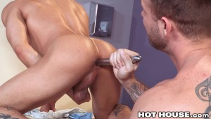HotHouse Armond Rizzos Anal Exam from Daddy Dr.