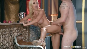 Brazzers - Dirty wife cheats with bar man