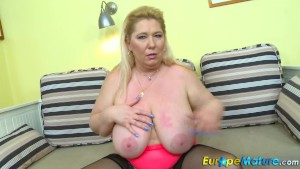 EuropeMaturE Jana Tvrda Czech Mature