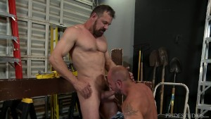 Daddy Bear Confesses Cock is Too Big for Wife
