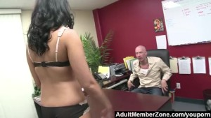 AdultMemberZone - CamGirl gets her pussy ready for a nice hard fuck