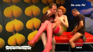 Little Emma s hardcore pounding - German Goo Girls