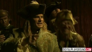 Pirates 2, Scene 4 - Parody orgy