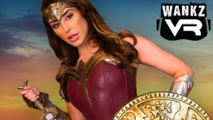 WankzVR - Woman of Wonder
