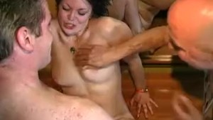 MILF Threesome From Sexy Holland