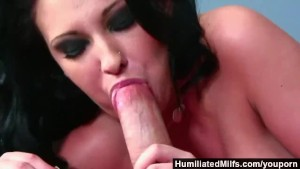 HumiliatedMilfs – Mature big tits in a jail cell gets slammed by hard cock.