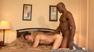 Interracial Breeding Ends With Cumshots