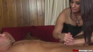 Naughty cock treatment
