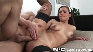 WANKZ- Latina Karter Foxx