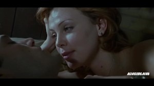 Charlize Theron Nude in Reindeer Games
