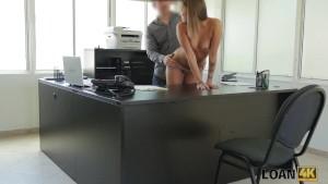LOAN4K. Petite student girl has no job but wants to earn some cash