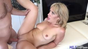 MILF Trip - Big dick fucks thick blonde MILF - Part 2
