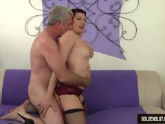 Horny Mature Slut Kali...
