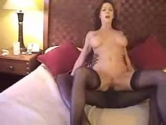 HORNY chick fucked by a black dude (2/2)