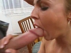 German guy fucks british slut