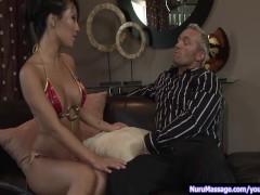 Most Erotic 3some Massage p.1/2