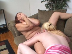Older woman likes to be dominated