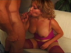 Tranny shows the boys how to do it. (Part 2)