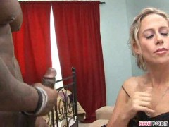 Pizza guy comes by and fucks some puss part 2