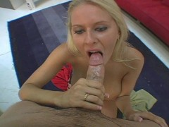 blondie gives gnarly BJ