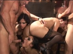 Orgy at the gentl...