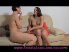 FemaleAgent. MILF's have the best orgasms