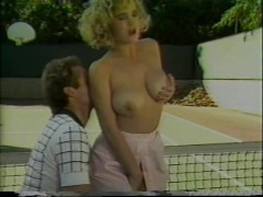 Tennis Pro Fucked On The Court - Classic X Collection