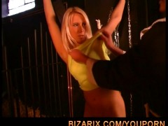 Catholic slave girl presented by bizarix