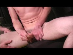 Cumming on cake - Gay Amateur Spunk