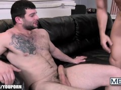 Top to Bottom - Tony Paradise & Topher DiMaggio