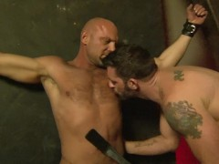 Bound tortured and fucked - Factory Video