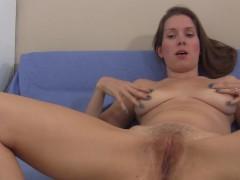 She gives YOU very detailed masturbation instruction, follow along
