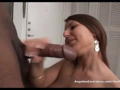 Angelina Castro outdoors nude & Lexxxi Interracial fuck!