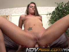 HDVPass Pretty Tori Black loves to get butt banged