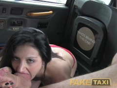 - FakeTaxi Brunette exhibitionist loves the camera/><br/>                         <span class=