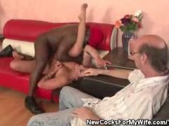 Wifey Nikita Denise Fucked By A Black Stud