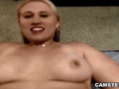 Big ass anally plugged and pounded doggystyle from his POV