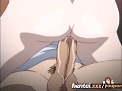 Fucking my Step-Mom s tight Ass hole - Hentai.xxx