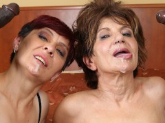 Grannies Hardcore Fucked Interracial Porn with Old Women loving Black Cocks
